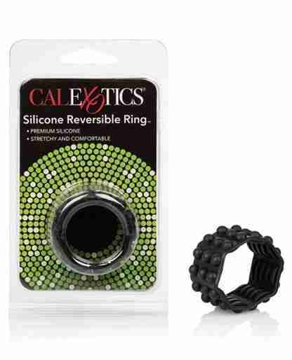 Adonis Silicone Reversible Enhancer - Black