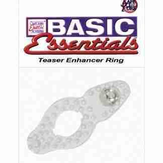 Basic Essentials Teaser Enhancer Ring - Clear