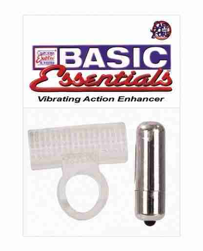 Basic Essentials Vibrating Action Enhancer