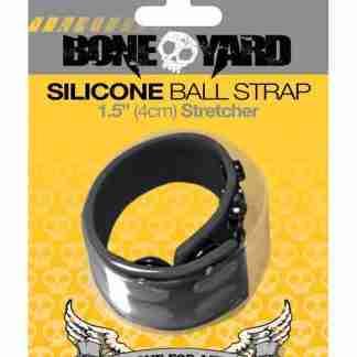 Boneyard Ball Strap - Black