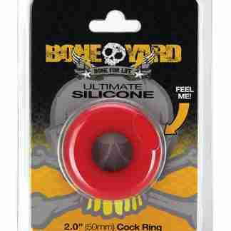 Boneyard Ultimate Ring - Red