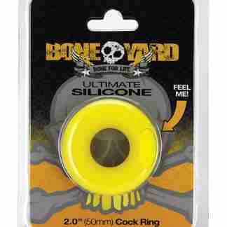 Boneyard Ultimate Ring - Yellow