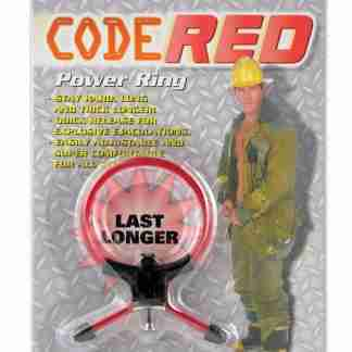 Code Red Power Ring - Red
