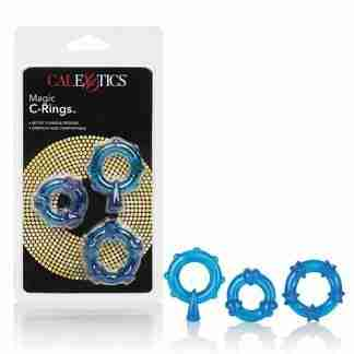 Magic C Rings - Blue