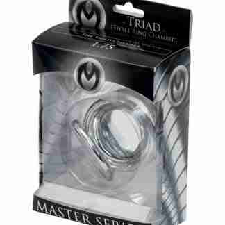 Master Series Triad Chamber Cock & Ball Cage Medium