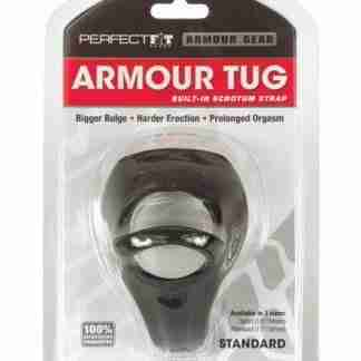 Perfect Fit Armour Tug Standard Size - Black