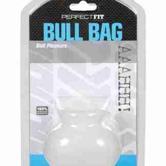 "Perfect Fit Bull Bag 3/4"" Ball Stretcher - Clear"