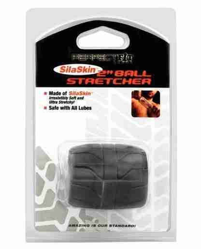 Perfect Fit SilaSkin Ball Stretcher - Black