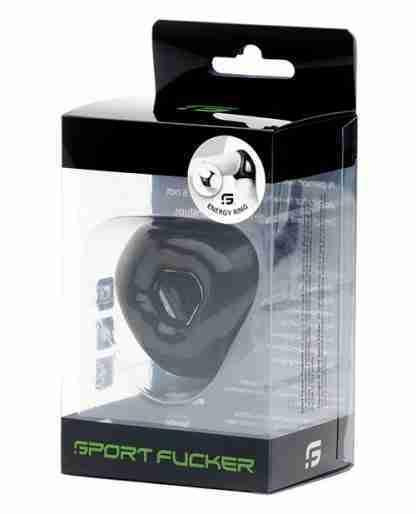 Sport Fucker Energy Ring - Black