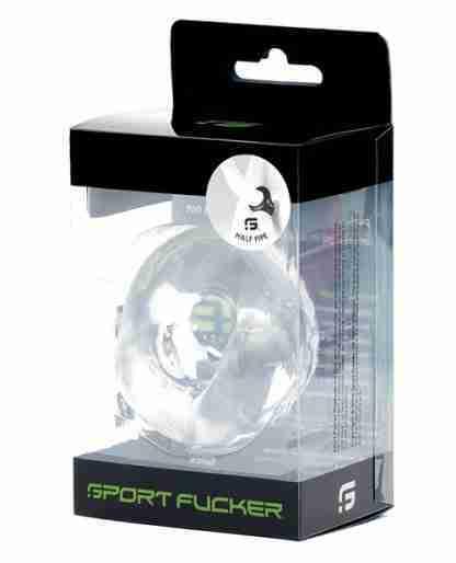 Sport Fucker Half Pipe - Clear