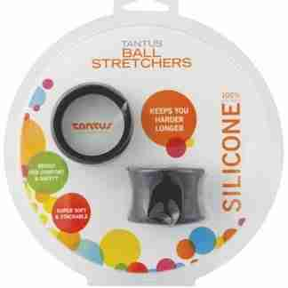 Tantus Ball Stretcher - Black