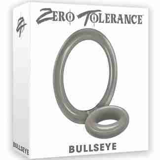 Zero Tolerance Bullseye - Grey