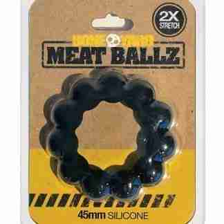 Boneyard Meat Ballz - Black