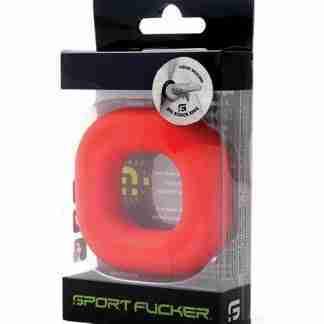 Sport Fucker Big Boner Ring - Red