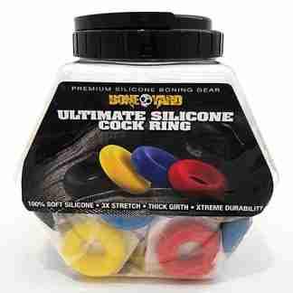 Boneyard Ultimate Ring Fishbowl of - 50 pcs Asst. colors