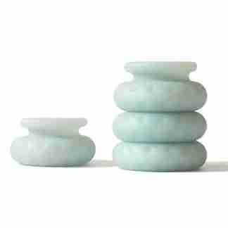 OHNUT Intimate Wearable Bumper - Aqua Set of 4