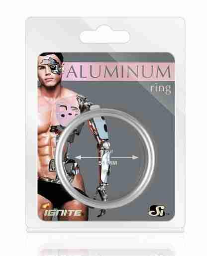 """Aluminum Ring - Platinum 2"""""""
