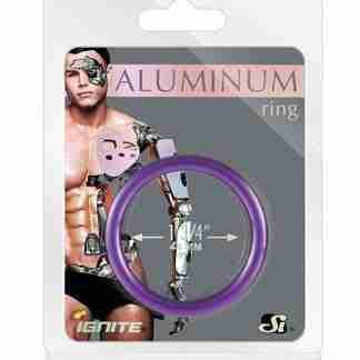 """Aluminum Ring - Royal Purple 1.75"""""""